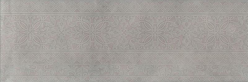 Керамический декор Kerama Marazzi Каталунья серый обрезной 13088R/3F 30х89,5 см стоимость