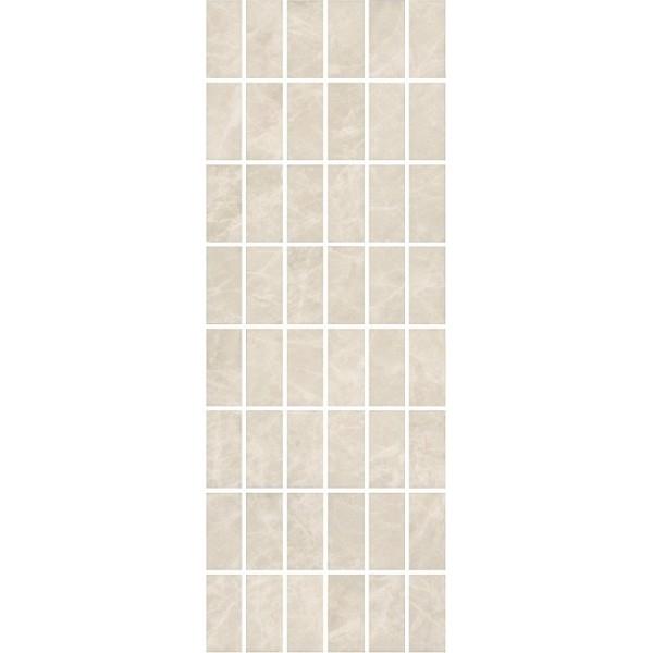 Керамический декор Kerama Marazzi Лирия беж мозаичный MM15138 15х40 см стоимость