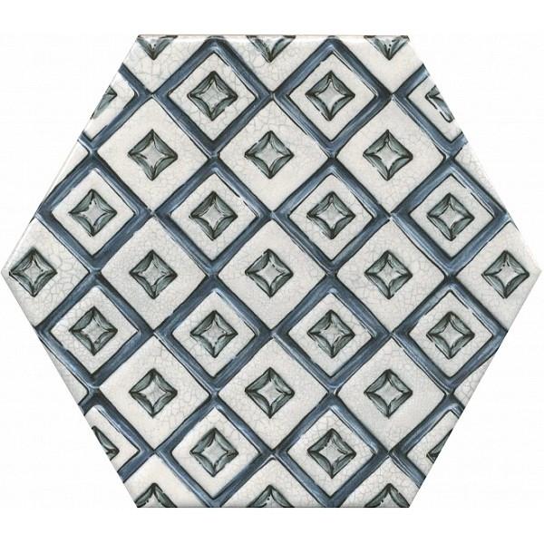 Керамический декор Kerama Marazzi Макарена STG/A632/24001 20х23,1 см