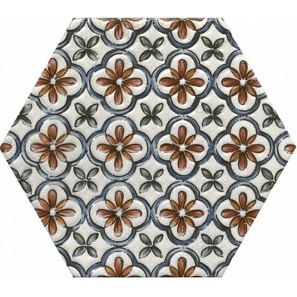 Керамический декор Kerama Marazzi Макарена STG/A631/24001 20х23,1 см