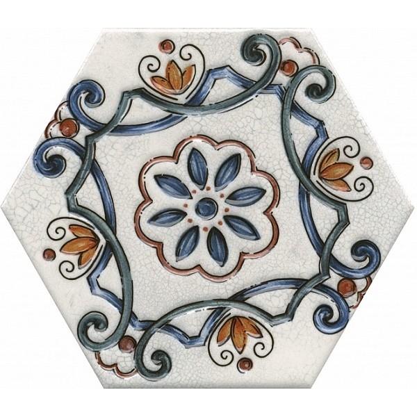 Керамический декор Kerama Marazzi Макарена STG/A630/24001 20х23,1 см цена 2017