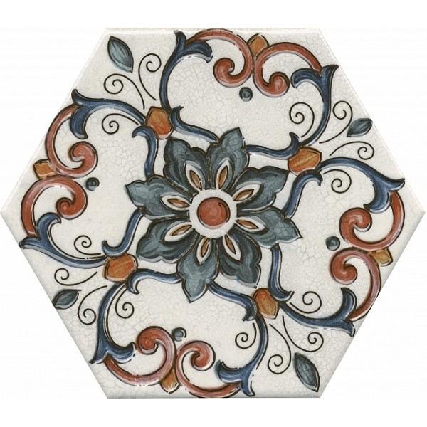 Керамический декор Kerama Marazzi Макарена STG/A627/24001 20х23,1 см