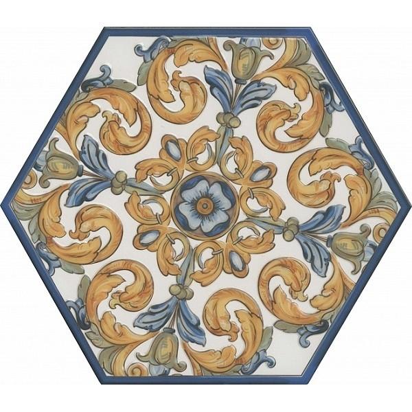 Керамический декор Kerama Marazzi Площадь Испании OS/A13/SG2700 29х33,4 см