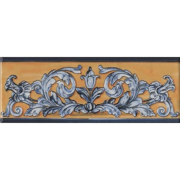 Керамический декор Kerama Marazzi Площадь Испании HGD/B348/15129 15х40 см стоимость