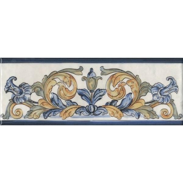 Керамический декор Kerama Marazzi Площадь Испании HGD/A348/15129 15х40 см цена