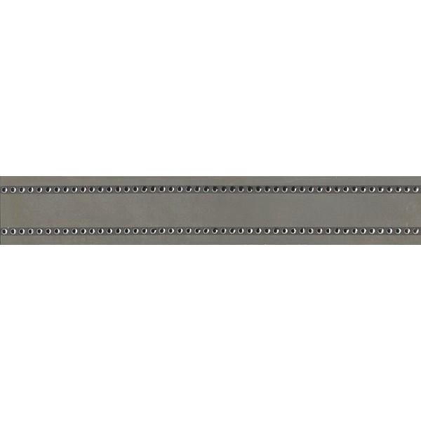 купить Керамический бордюр Kerama Marazzi Раваль обрезной DC/B09/13060R 14,5х89,5 см по цене 595 рублей