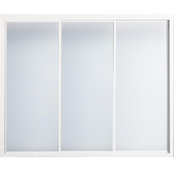 Душевая дверь в нишу River La Manche 120 МТ профиль Белый стекло матовое душевая дверь river la manche la manche 110 mt