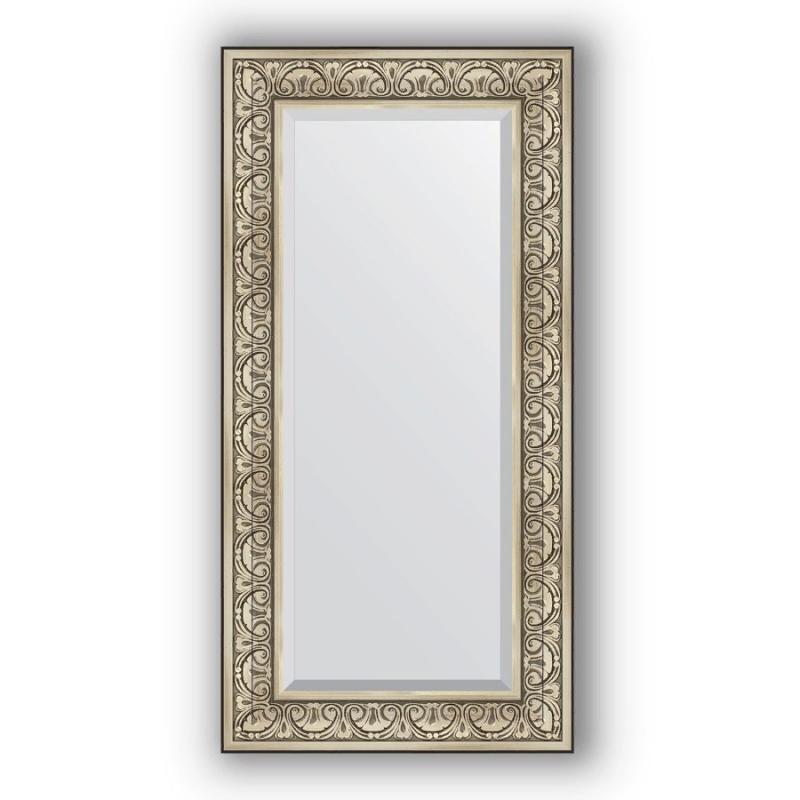 Зеркало Evoform Exclusive 120х60 Виньетка состаренная бронза цена в Москве и Питере