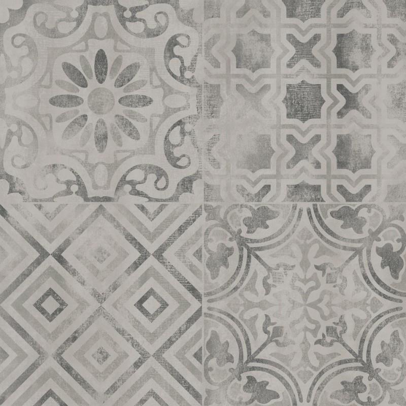 купить Керамогранит Ceramika Konskie Raphael 38619 Grey 45x45см дешево