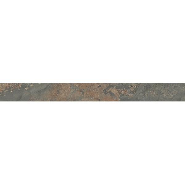 купить Керамический бордюр Kerama Marazzi Рамбла коричневый обрезной SPB003R 2,5х25 см по цене 313 рублей