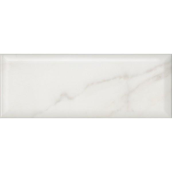 Керамическая плитка Kerama Marazzi Сибелес белый грань 15136 настенная 15х40 см стоимость