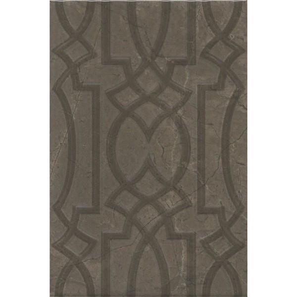 цена Керамическая плитка Kerama Marazzi Эль-Реаль коричневый структура 8319 настенная 20х30 см онлайн в 2017 году