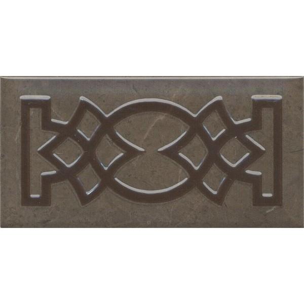 цена Керамический декор Kerama Marazzi Эль-Реаль AD/B490/19053 9,9х20 см онлайн в 2017 году
