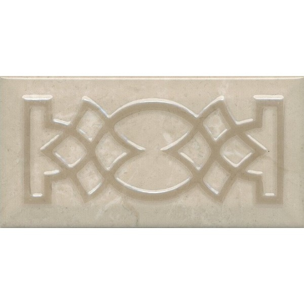 Керамический декор Kerama Marazzi Эль-Реаль AD/A490/19052 9,9х20 см стоимость