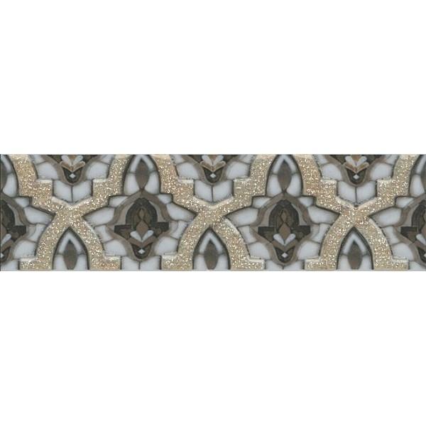 цена Керамический бордюр Kerama Marazzi Эль-Реаль AD/A458/880 5,7х20 см онлайн в 2017 году