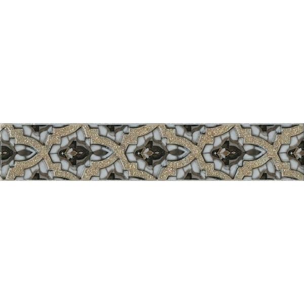 цена Керамический бордюр Kerama Marazzi Эль-Реаль AD/A459/880 5,7х30 см онлайн в 2017 году