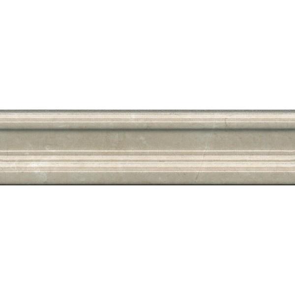Керамический бордюр Kerama Marazzi Эль-Реаль Багет беж BLB036 5х20 см керамический бордюр kerama marazzi олимпия беж 190473f 9 9х20 см
