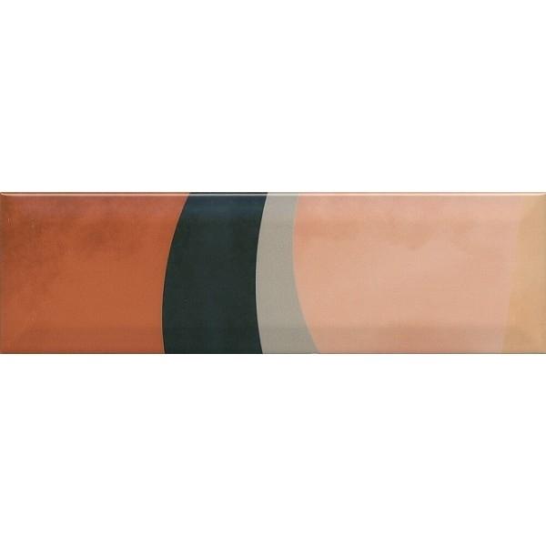 Керамический декор Kerama Marazzi Закат OS/A05/9010 8,5х28,5 см