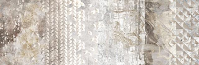 Керамический декор Alaplana Decorado Limerick 20x60см керамическая плитка alaplana limerick bone mate настенная 20x60см