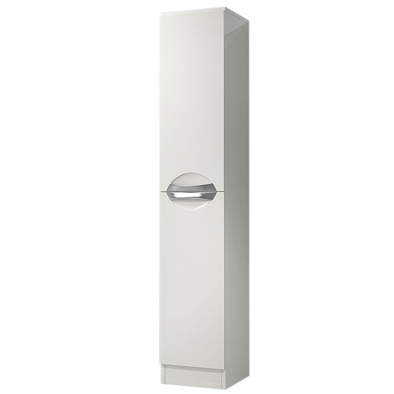 Шкаф пенал Какса-А Каприз-Н 40 004341 Белый шкаф пенал какса а спектр 30 004276 подвесной белый