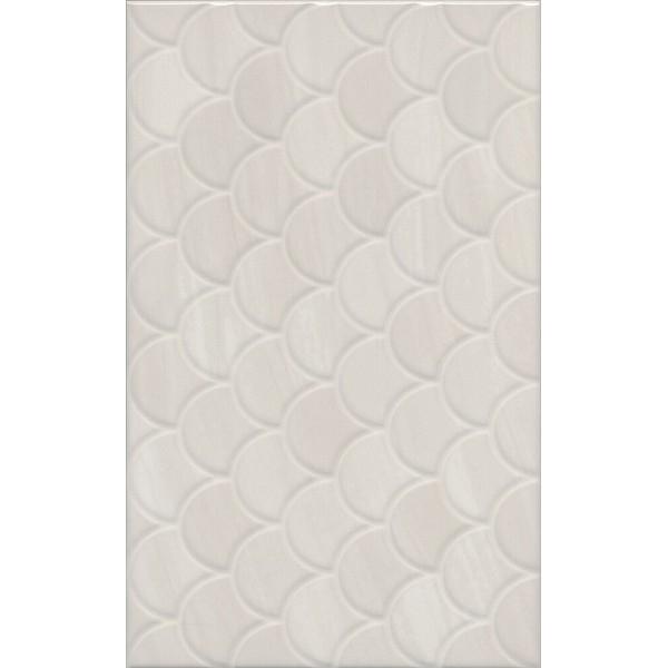 Керамическая плитка Kerama Marazzi Сияние светлый структура настенная 25х40 см