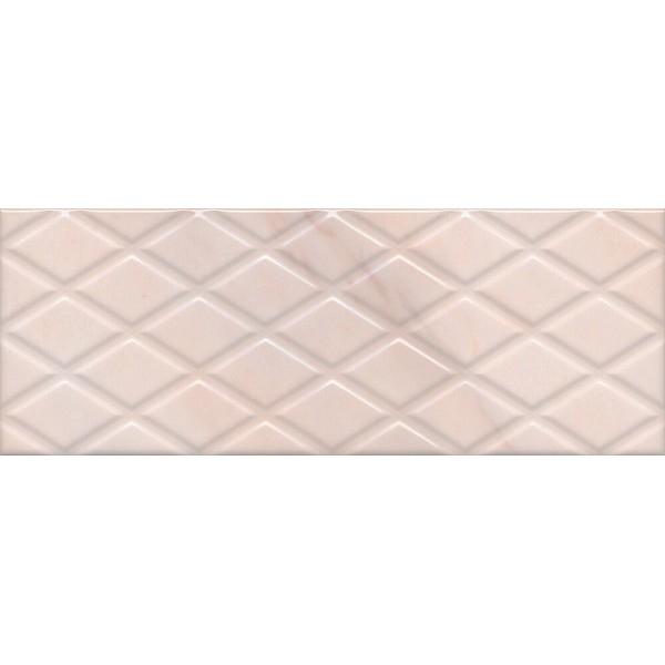 цена на Керамическая плитка Kerama Marazzi Флораль структура настенная 15х40 см