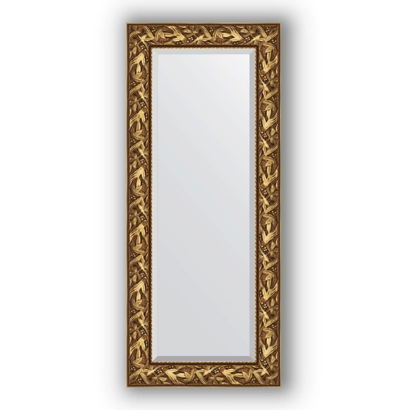 Зеркало Evoform Exclusive 139х59 Византия бронза фото