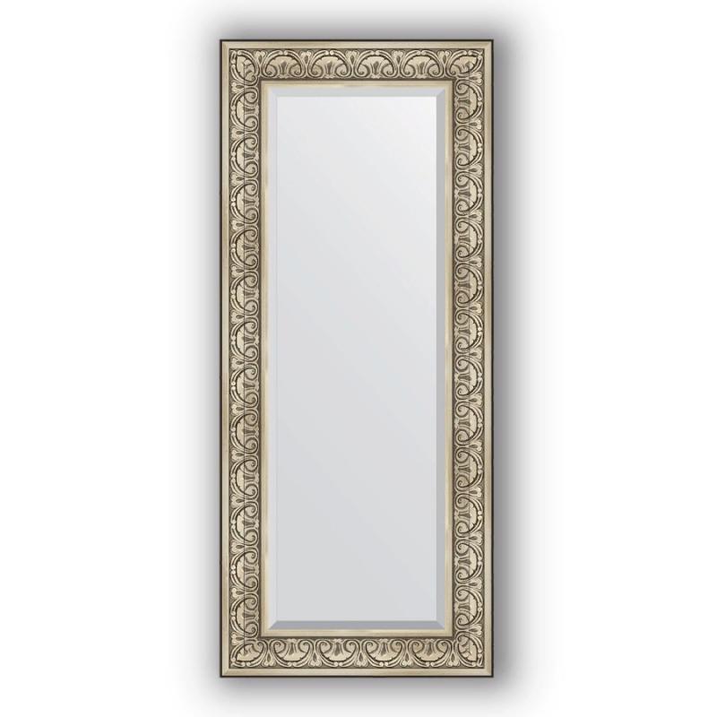Зеркало Evoform Exclusive 140х60 Виньетка античная бронза зеркало evoform exclusive 135х55 виньетка античная бронза