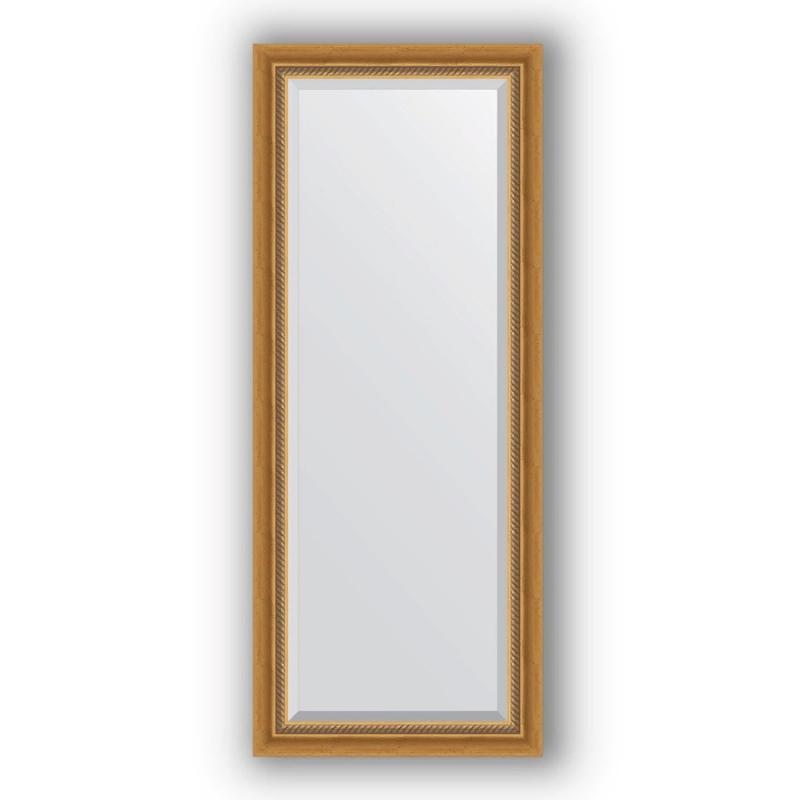 Зеркало Evoform Exclusive 143х58 Состаренное бронза с плетением зеркало evoform exclusive 133х53 состаренное бронза с плетением