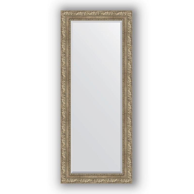 Фото - Зеркало Evoform Exclusive 145х60 Виньетка античная бронза зеркало напольное с фацетом evoform exclusive floor 80x200 см в багетной раме виньетка античная бронза 85 мм by 6114