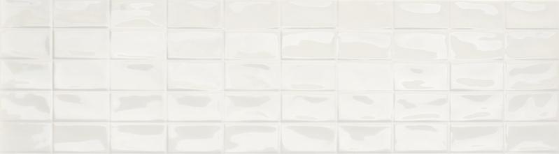Керамический декор Ape Bloom Prime White 28x85см керамический декор ape allegra decor link white 31 6x90см