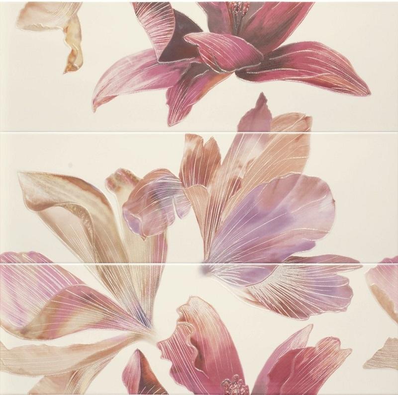 Панно Ape Bloom Decor Set(3) Desert 28x85см