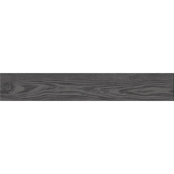 Керамогранит Kerama Marazzi Про Браш чёрный обрезной DD730300R 13х80 см