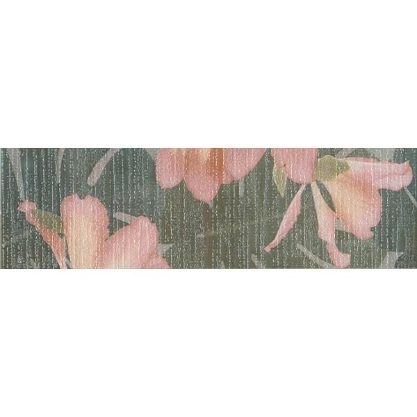 Керамический бордюр Kerama Marazzi Пальмовый лес HGD/A363/6000 7,7х25 см стоимость