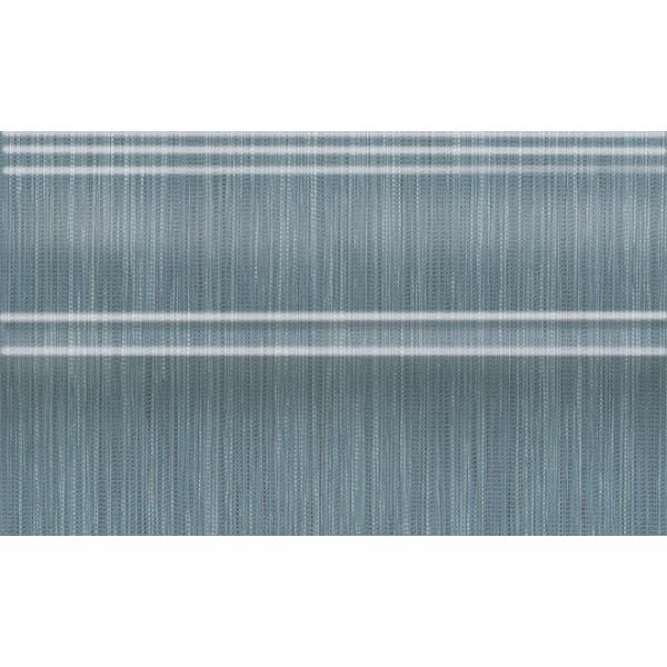 Керамический плинтус Kerama Marazzi Пальмовый лес синий 15х25 см недорого