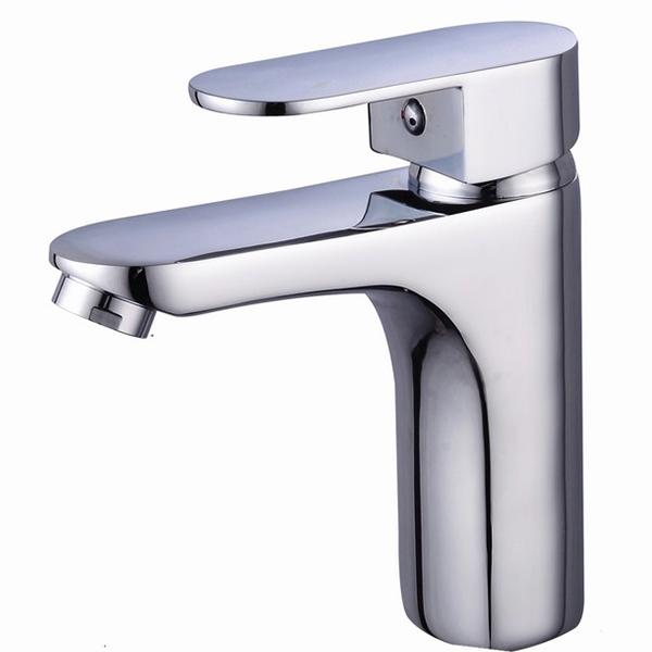 Смеситель для раковины River Lux R20-1 10000003158 Хром смеситель для ванны river lux v10 3 10000003159 хром
