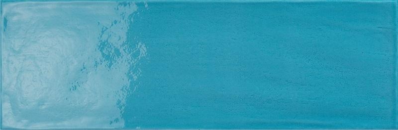 Керамическая плитка Alta Ceramica Cristal Glass Azzurro настенная 20x60 см стоимость