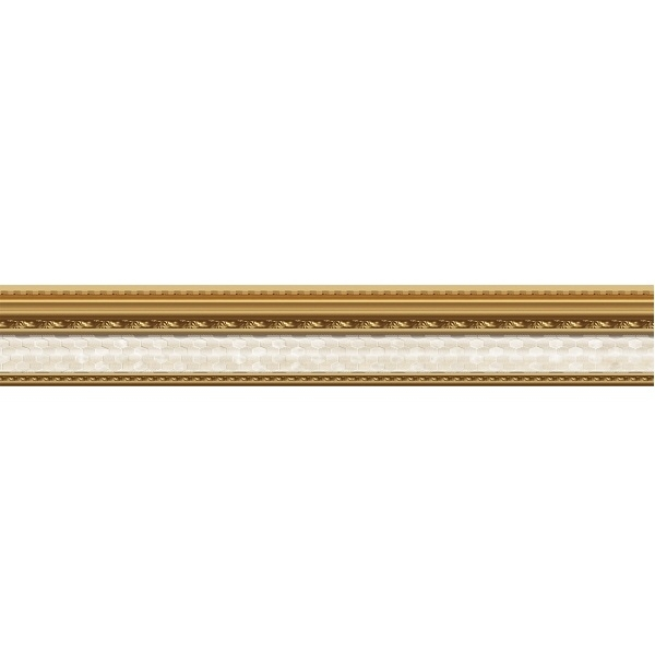 Бордюр El Molino Clasic Moldura Oro-Beige 3,5x30см