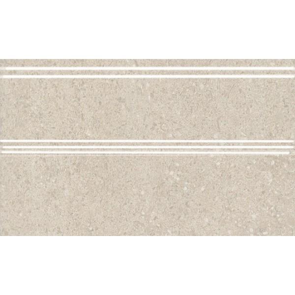 Керамический плинтус Kerama Marazzi Сады Сабатини серый FMB021 25х40 см