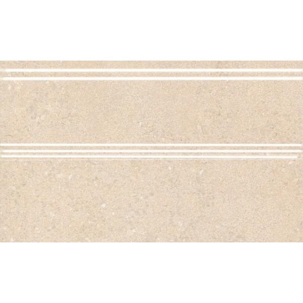 Керамический плинтус Kerama Marazzi Сады Сабатини беж FMB020 15х25 см