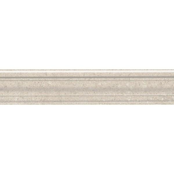 Керамический бордюр Kerama Marazzi Сады Сабатини багет серый BLE015 5,5х25 см стоимость