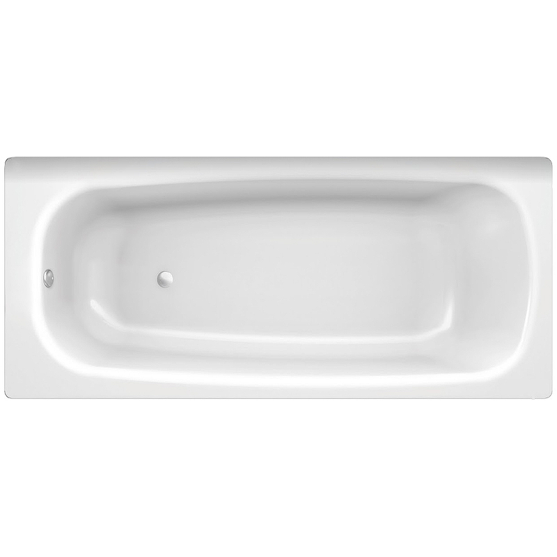 Стальная ванна Koller Pool Liberty 150x70 B50C2200E без антискользящего покрытия