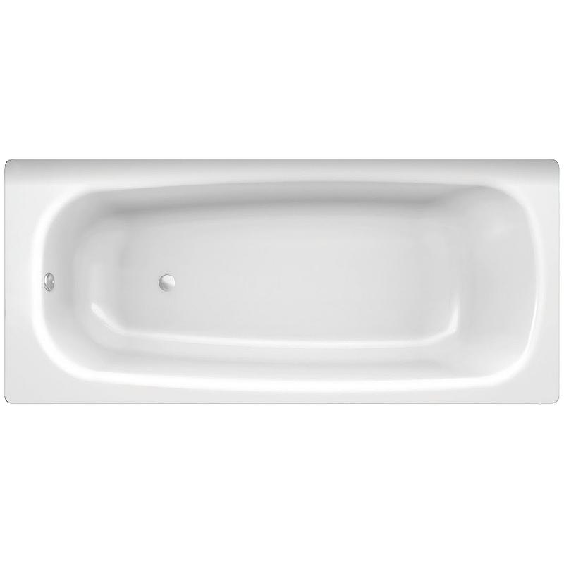 Стальная ванна Koller Pool Liberty 170x70 B70C2200E без антискользящего покрытия