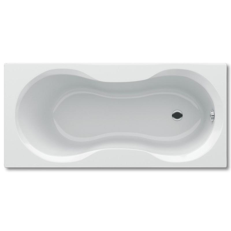 Акриловая ванна Koller Pool Malibu 140x70 без гидромассажа MALIBU140х70