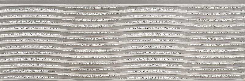 цена на Керамический декор Ibero Materika Dec.Cosmos Dark Grey 25x75см