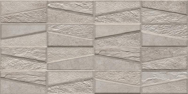 цена на Керамический декор Ibero Materika Tektonia Grey 31.6x63.5см