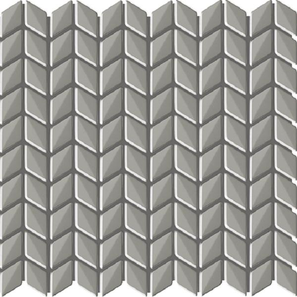 цена на Мозаика Ibero Materika Mosaico Smart Dark Grey 29.6x31см