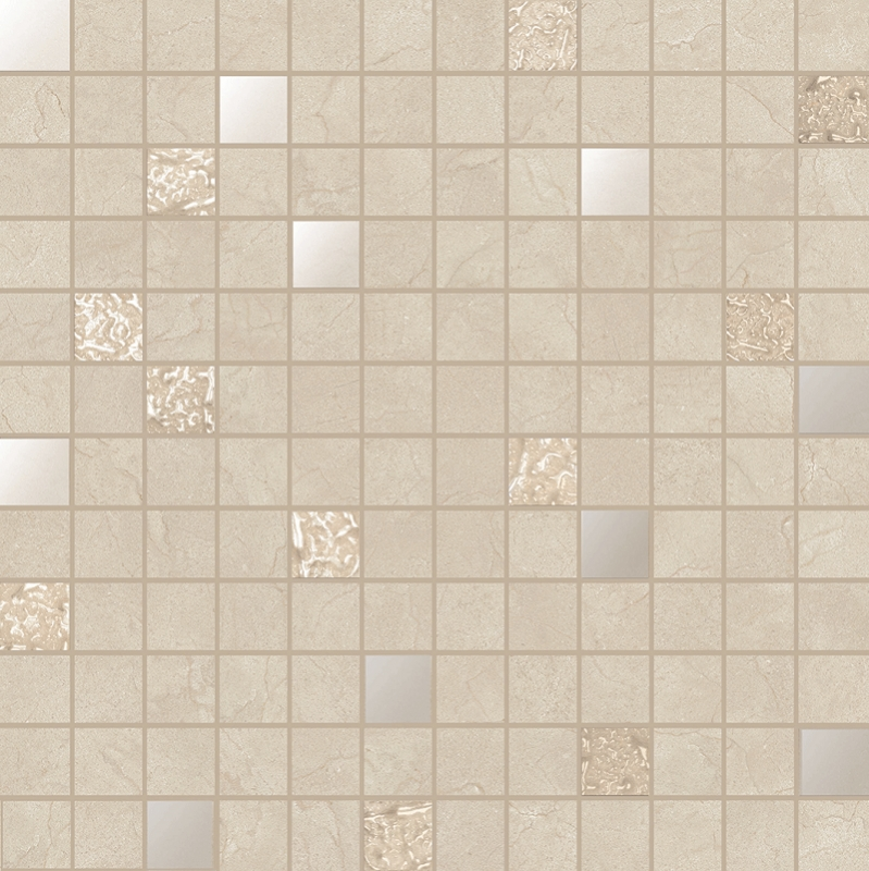 Мозаика Ibero Mosaico Selecta Crema Marfil 30x30см