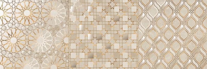 Керамический декор Ibero Selecta Decor Gala A 40x120см