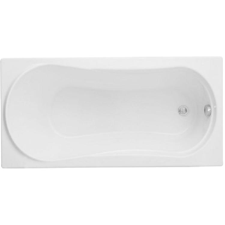 Акриловая ванна Aquanet Medea 150x70 без гидромассажа акриловая ванна 190x100 см aquanet vega 00205556